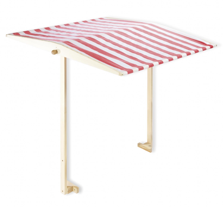 Parasol Rectangulaire Pour Salon De Jardin Enfant, Pinolino encequiconcerne Table De Jardin Enfants