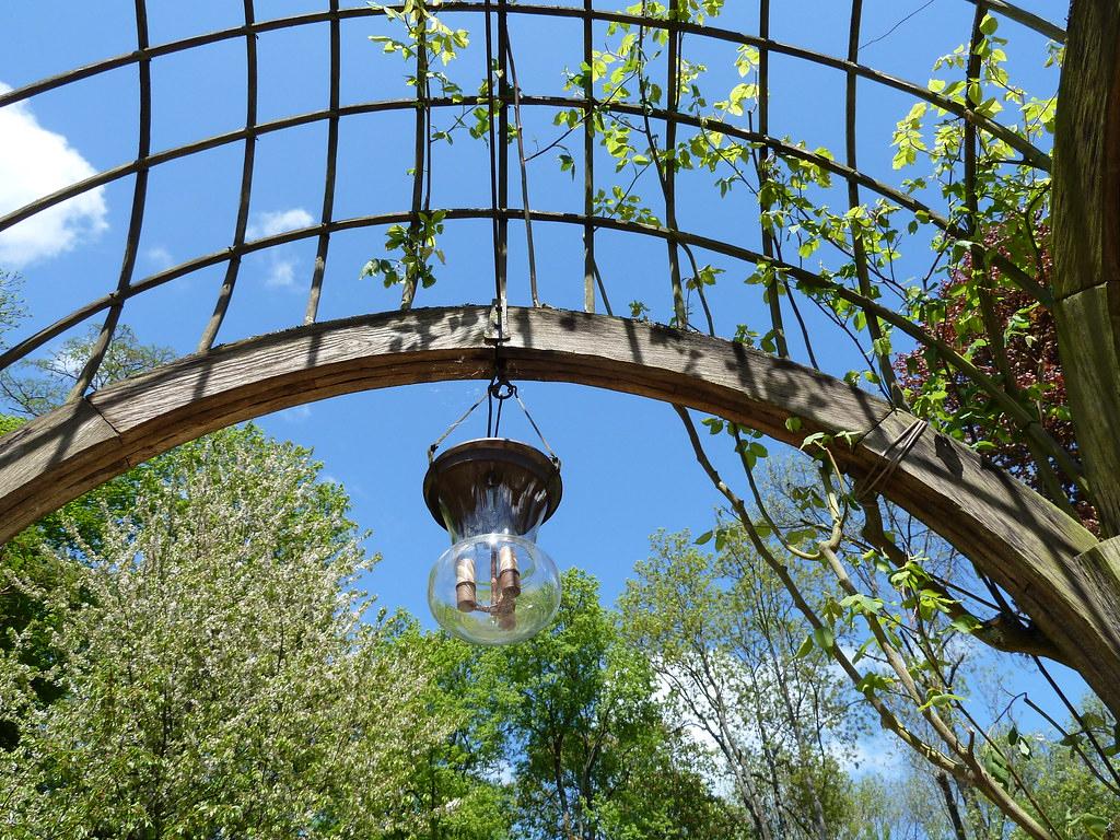 Parc Château Du Grand Jardin À Joinville (52) | Sissip52 ... dedans Tonelle De Jardin
