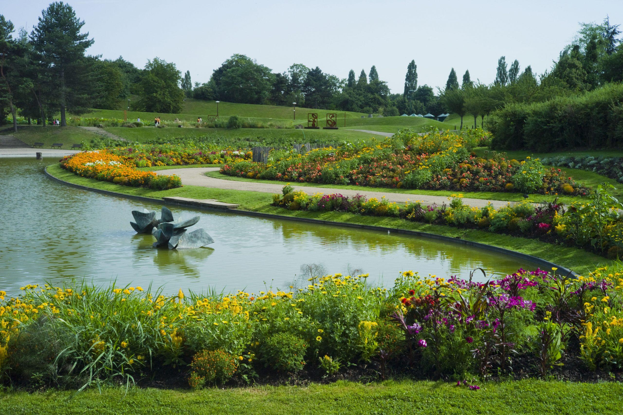 Parc Floral De Paris - Wikipedia serapportantà Hotel Des Jardins Vincennes