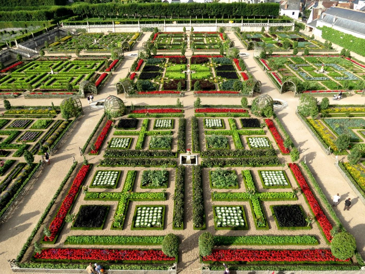 Parcs Et Jardins Remarquables destiné Idée De Génie Jardin