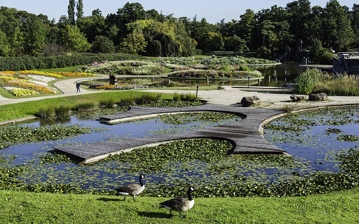 Parcs, Jardins, Squares Et Espaces Verts - Ville De Paris avec Hotel Des Jardins Vincennes