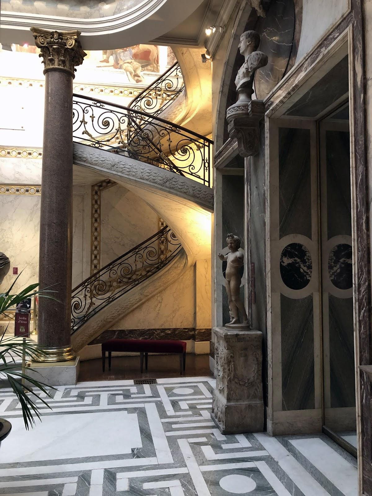 Paris - Musée Jaquemart André - Caravage À Rome - Chavanitas tout Verriere Jardin