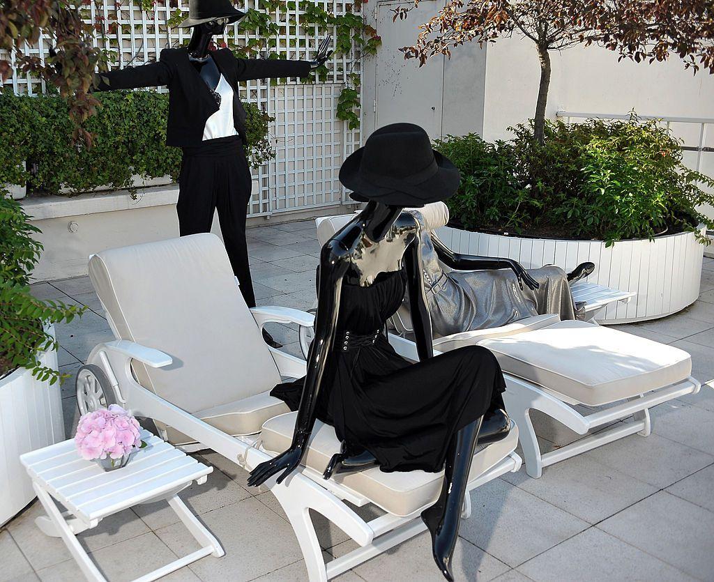 Paris Ve Fransa'da En Sarayı Oteller destiné Salon De Jardin Nevada