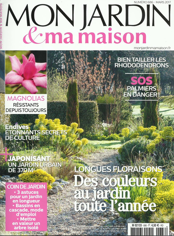 Parution Mon Jardin Et Ma Maison - Blog - Alexandre Turpault tout Magazine Mon Jardin Et Ma Maison