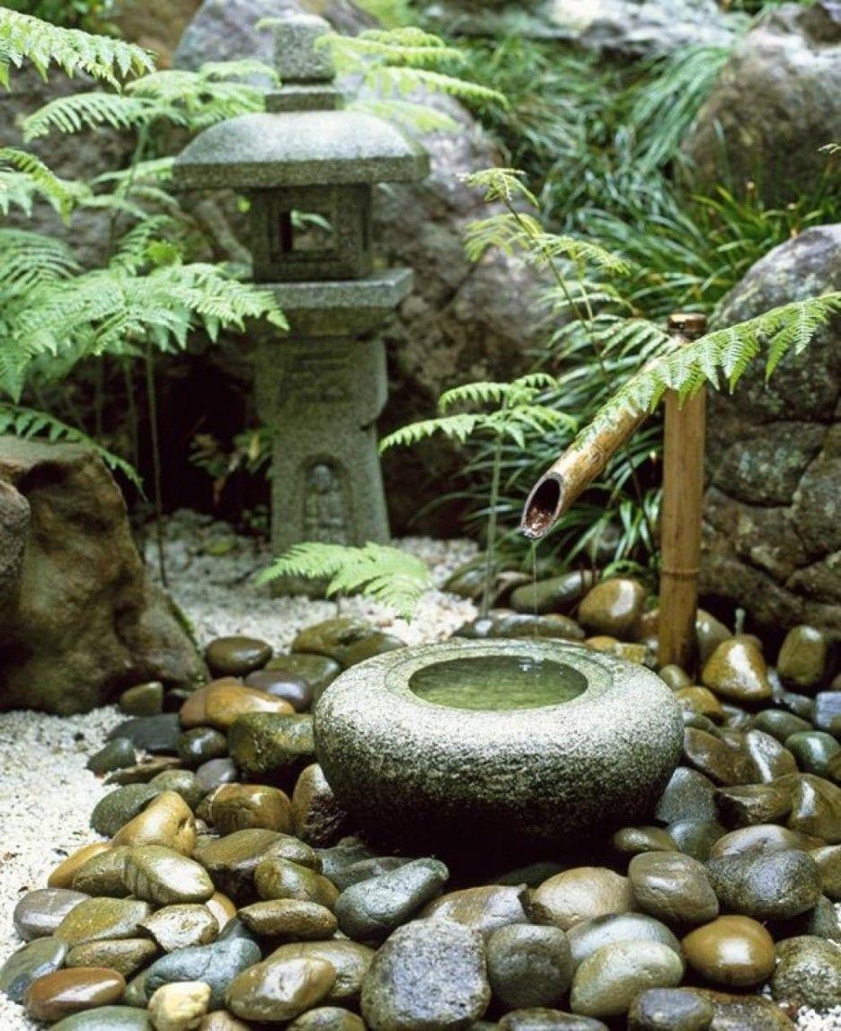 Patio & Garden. Smart Contemporary How To Design A Japanese ... concernant Fontaine Jardin Japonais