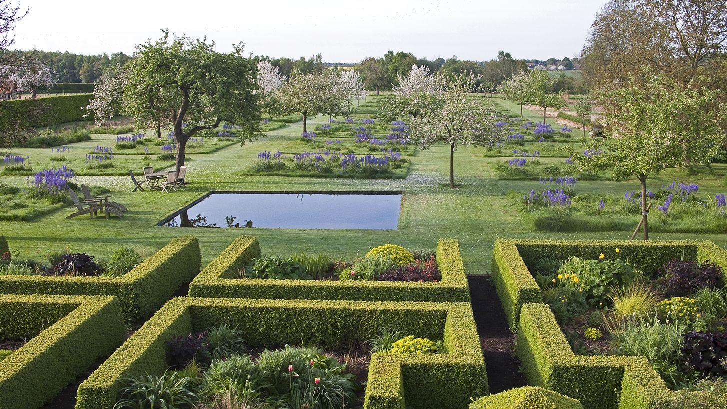 Patrick Et Sylvie Quibel / Le Jardin Plume, Auzouville-Sur ... pour Vermiculite Jardin