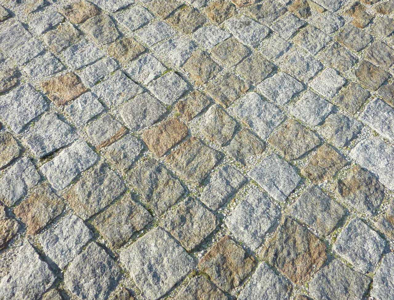 Pavé Granit Clivé | Pierre & Sol encequiconcerne Pavé De Jardin Pas Cher