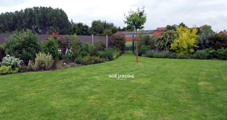 Paysagiste - Lille, Lezennes | Noé Jardins - Création De ... tout Refaire Son Jardin Paysagiste