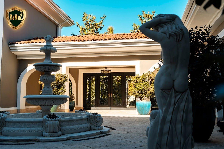 Pelican Hill Ferforje Modellerimiz Wrought Iron Garden Gates ... avec Animaux Fer Forgé Jardin