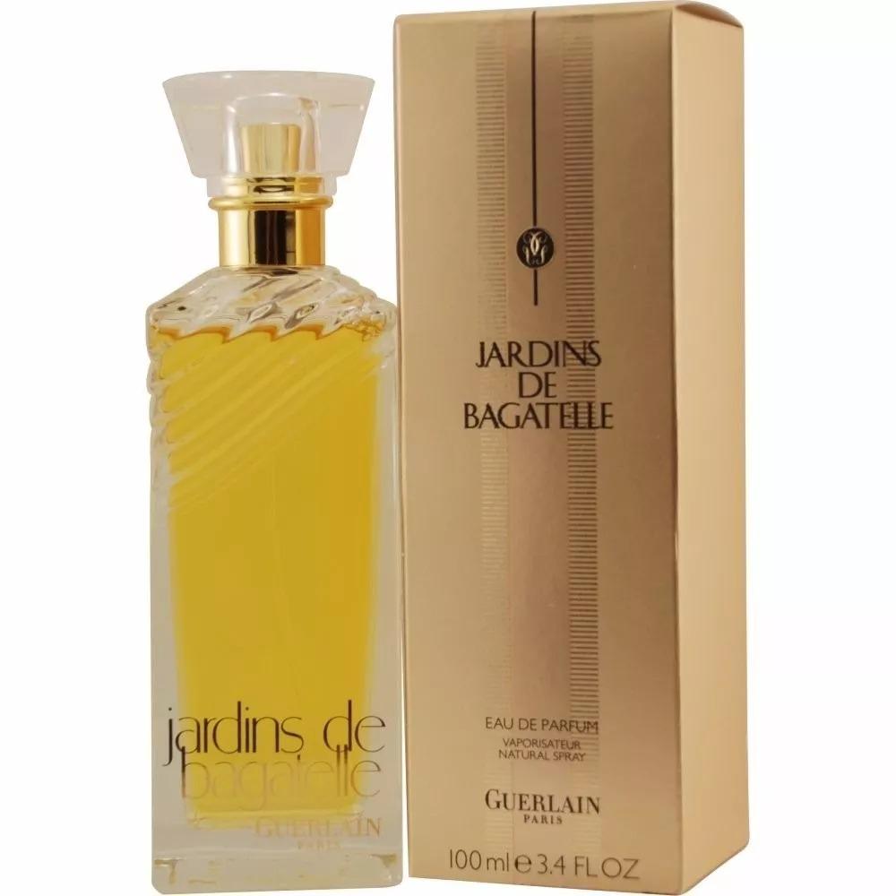 Perfume Jardins De Bagatelle Guerlain Edp 100Ml - Original dedans Jardin De Bagatelle Guerlain