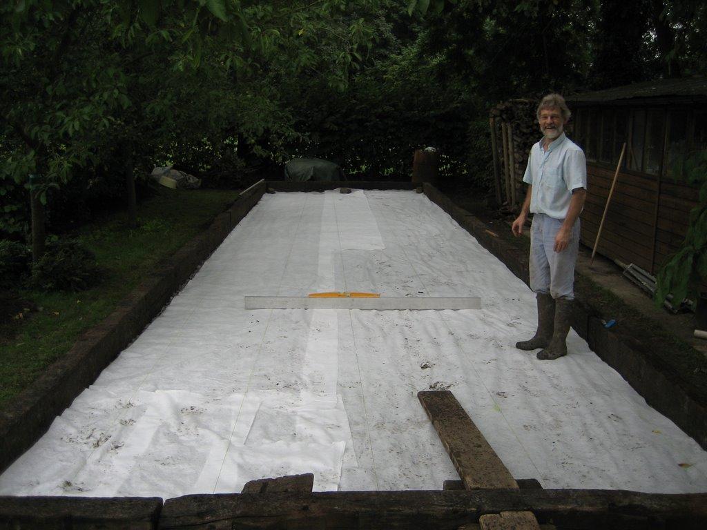 Pétanque 2006: Août 2006 pour Dolomie Jardin