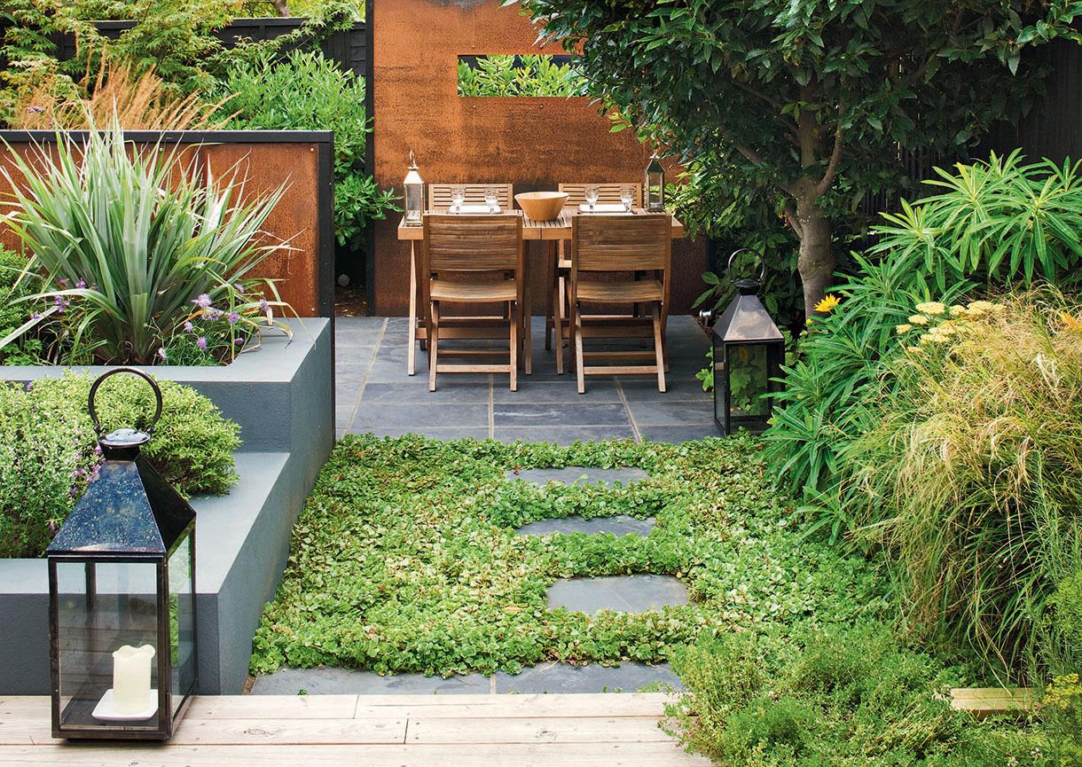Petit Jardin ▷ Le Guide D'aménagement 2020 [10 Idées ... destiné Comment Realiser Un Jardin