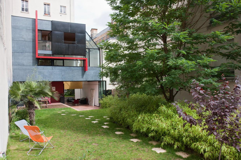Petit Jardin : Quel Aménagement Choisir ? destiné Aménagement De Petit Jardin