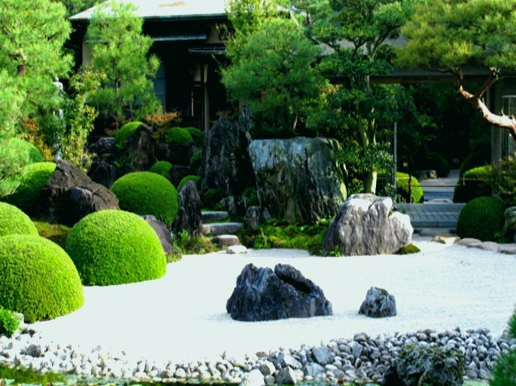 Petit Jardin Zen Créer Un Petit Jardin Japonais   Petit ... à Créer Un Mini Jardin Japonais