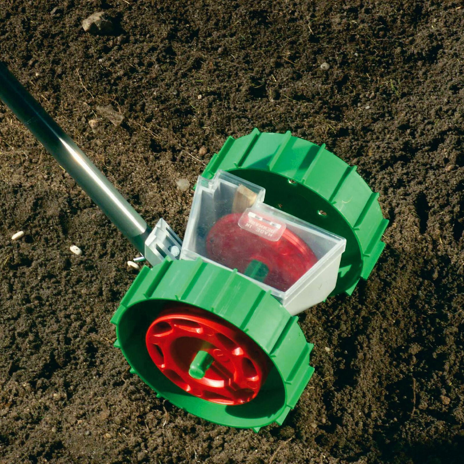 Petite Machine À Semence Bio Green Super Semoir Bg-Ss Avec 6 Disques De destiné Semoir Jardin
