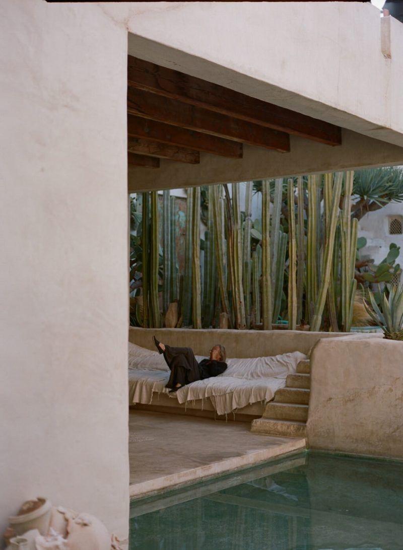 Philip Dixon Home In Venice Beach, California | Terrasse ... tout Salon De Jardin California