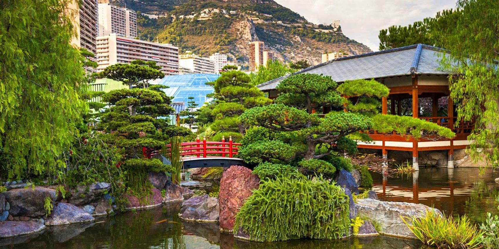 Photo Jardin Japonais (With Images) | Japanese Garden ... pour Construction Jardin Japonais