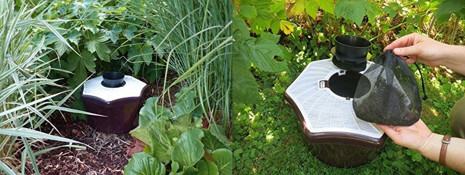 Piege A Moustique Exterieur Biogents destiné Anti Moustique Jardin