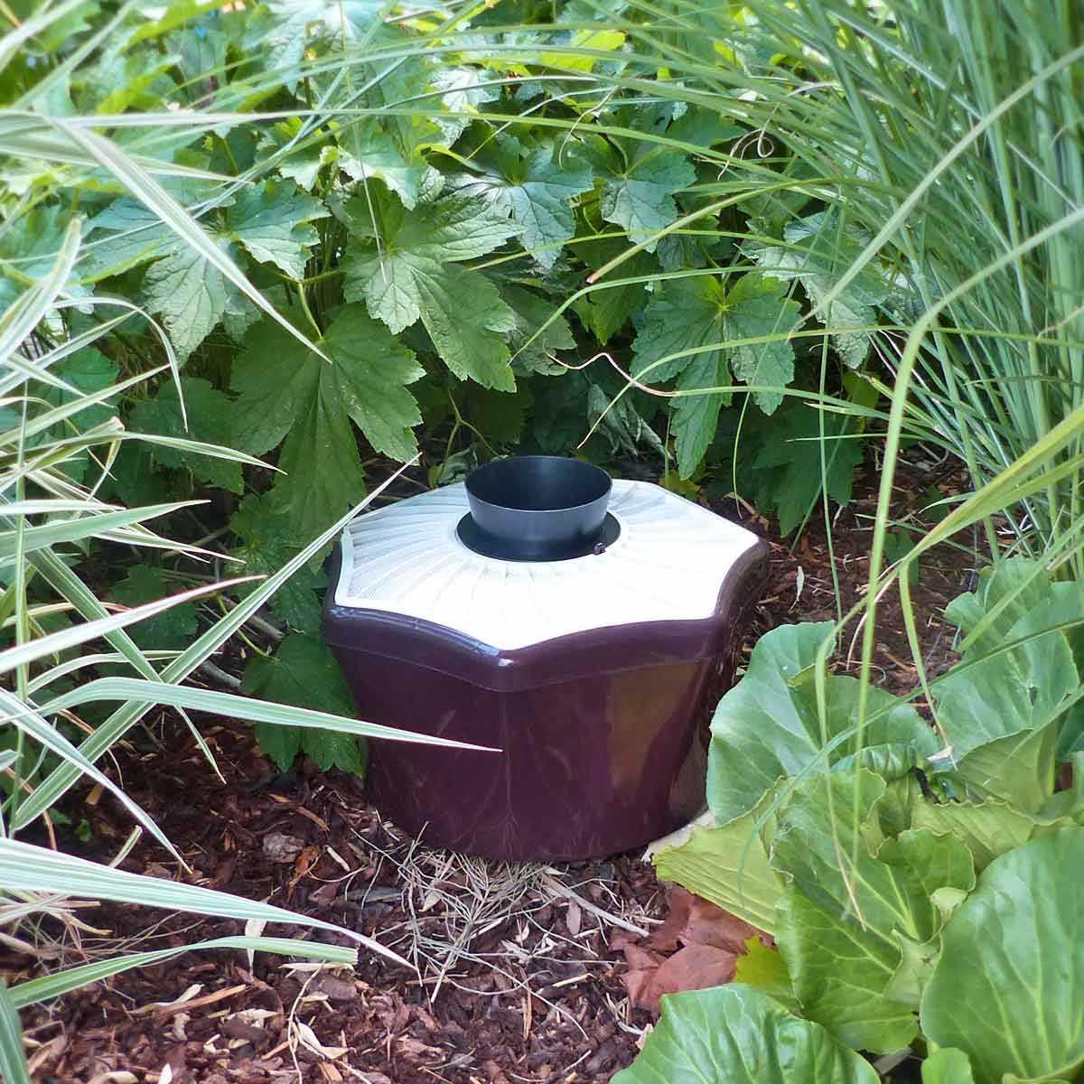 Piège Anti Moustique Tigre Extérieur Mosquitaire concernant Anti Moustique Jardin