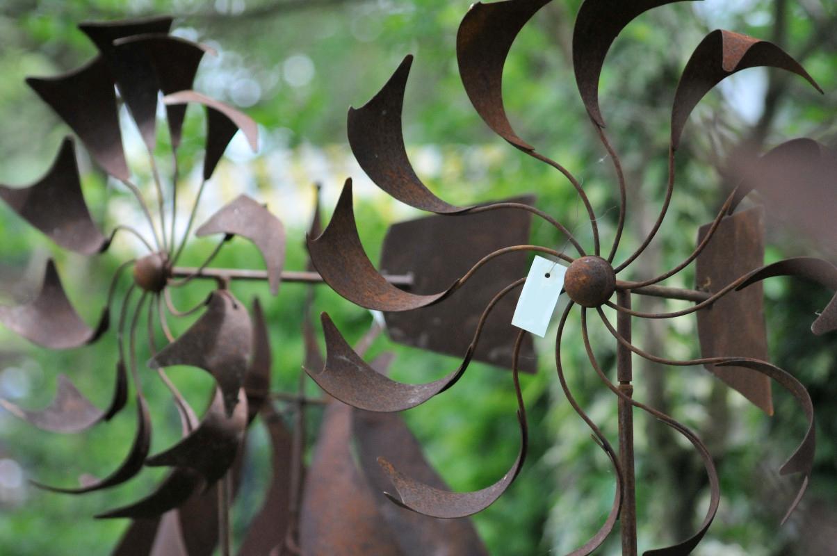 Pierre Lhoas - Les Jardins De Vertumne - Ferronnerie D'art tout Mobile De Jardin En Fer