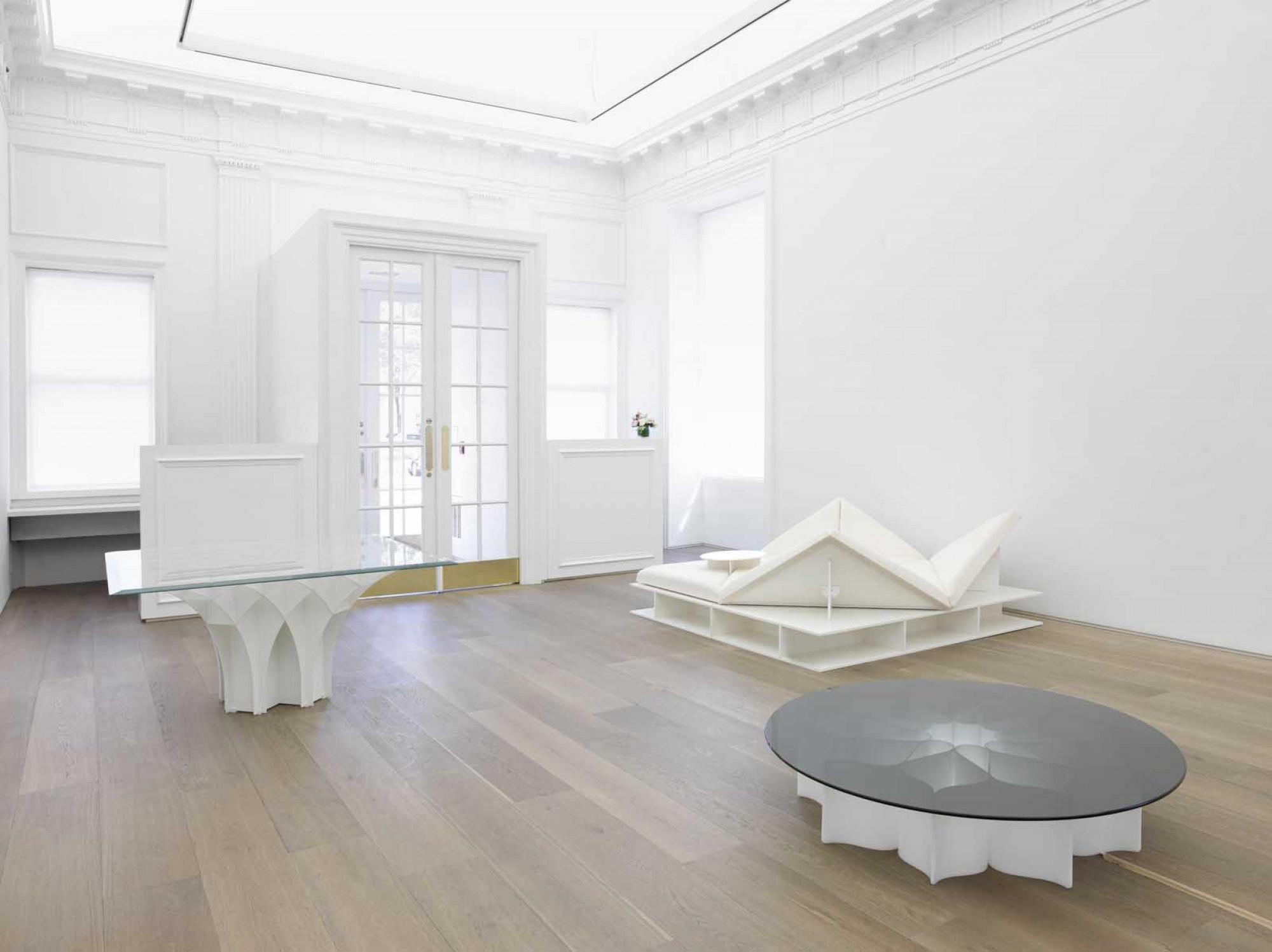 Pierre Paulin - Contemporary Art Exhibition intérieur Salon De Jardin En Pierre
