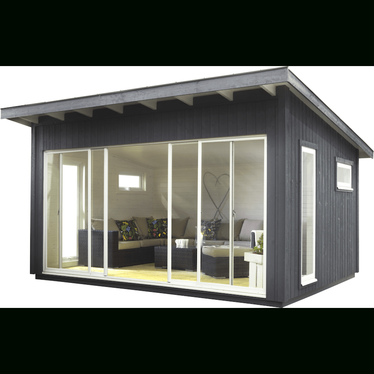 Pin By Soph 🌙 On Interior | Shed, Building A Container Home ... tout Abri De Jardin Metal 15M2