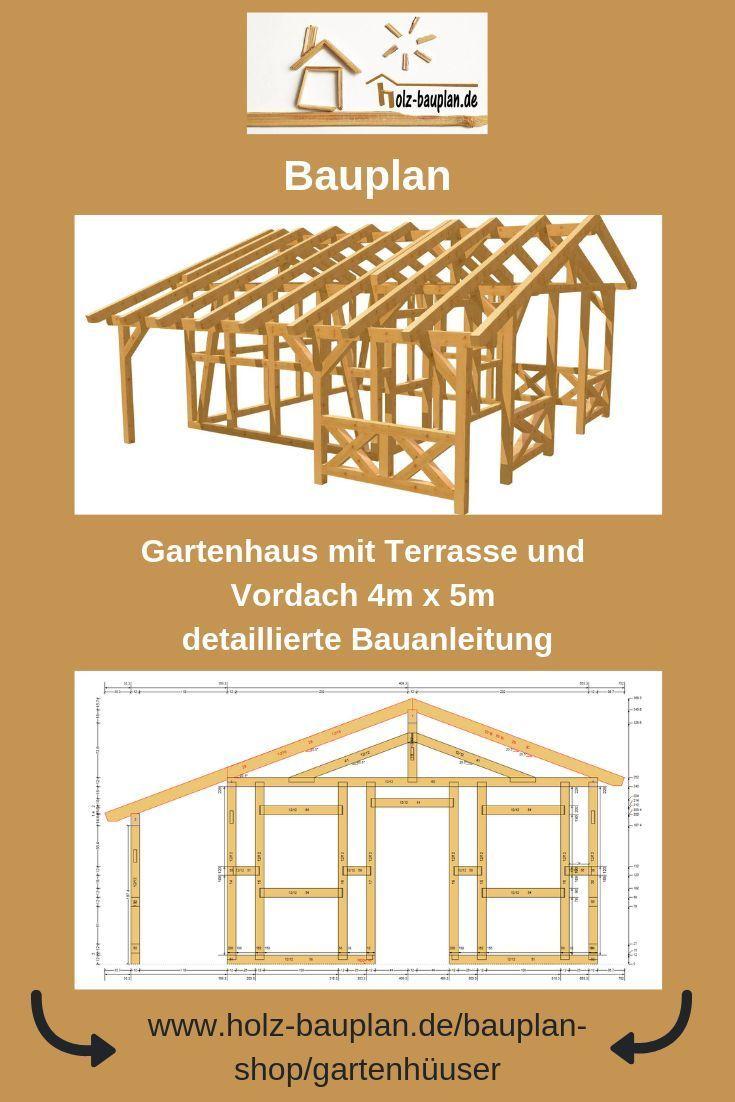 Plan De Maison De Jardin - Maison De Jardin – Construire Soi ... à Construire Un Abri De Jardin En Bois Soi Meme
