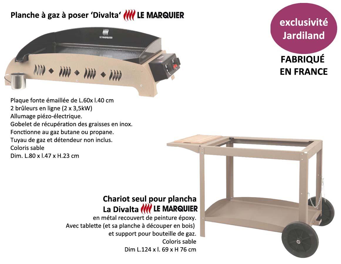 Plancha Le Marquier Jardiland La Ravoire (Jardinerie) - La ... destiné Chariot De Jardin Jardiland