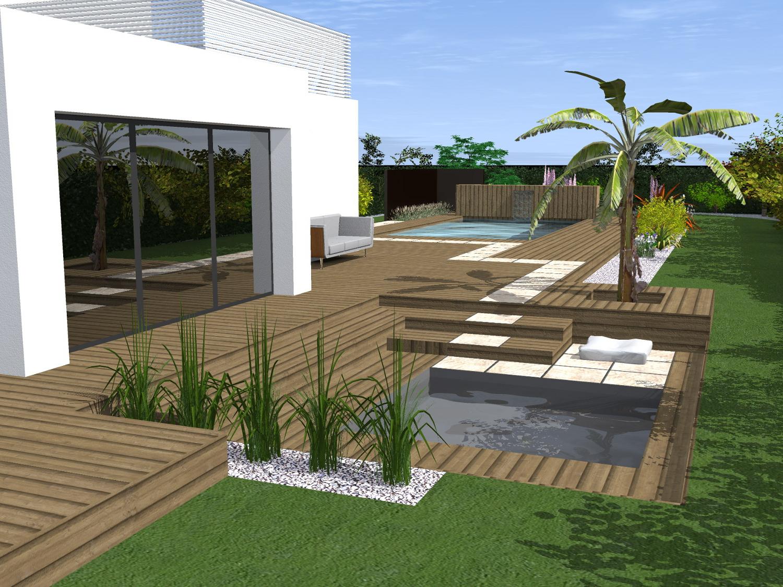 Plans De Jardins - Des Plans Professionnels En Quelques Clics dedans Logiciel Amenagement Jardin