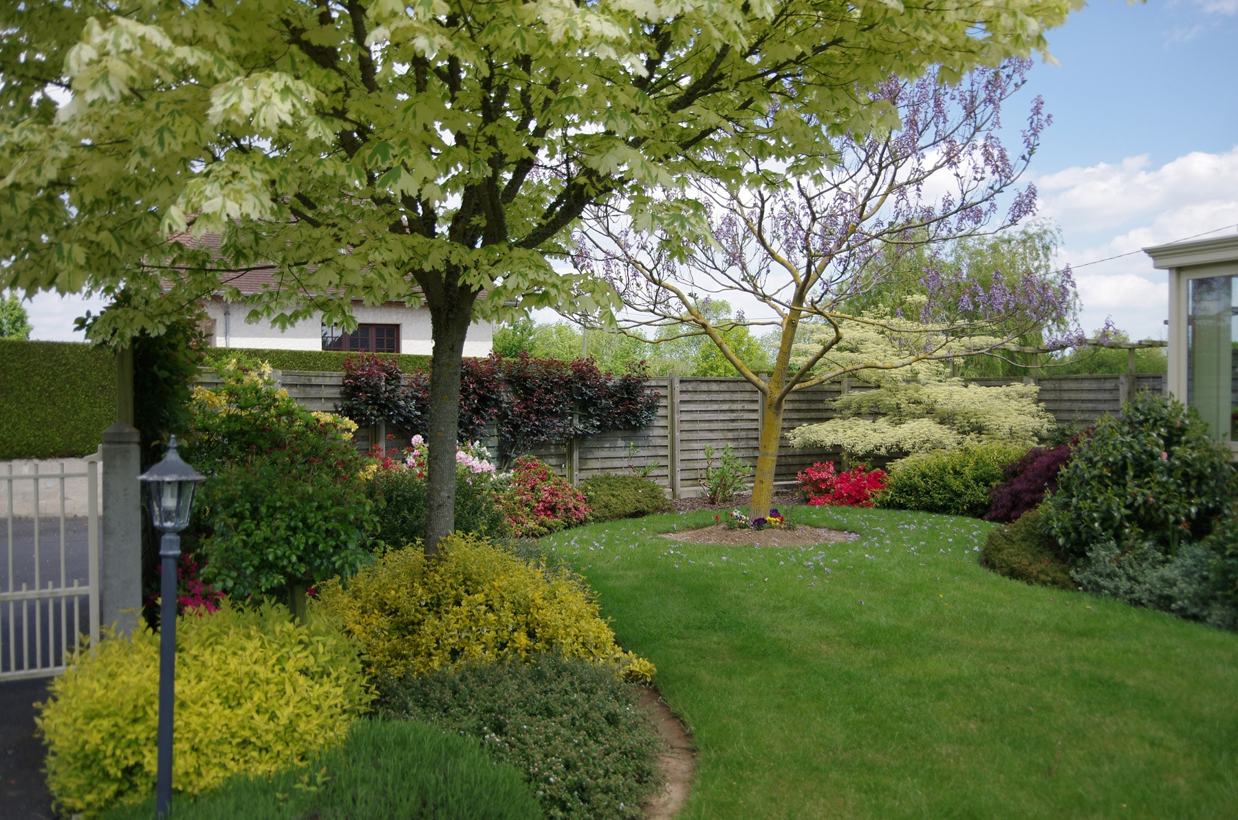 Plante Pour Jardin - Aménagement De Jardin | Paysages Conseil concernant Exemple D Aménagement De Jardin
