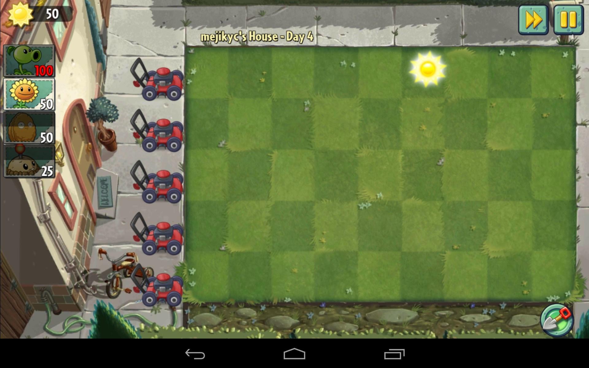 Plants Vs. Zombies 2 – Juegos Para Android 2018 – Descarga ... intérieur Zombie De Jardin