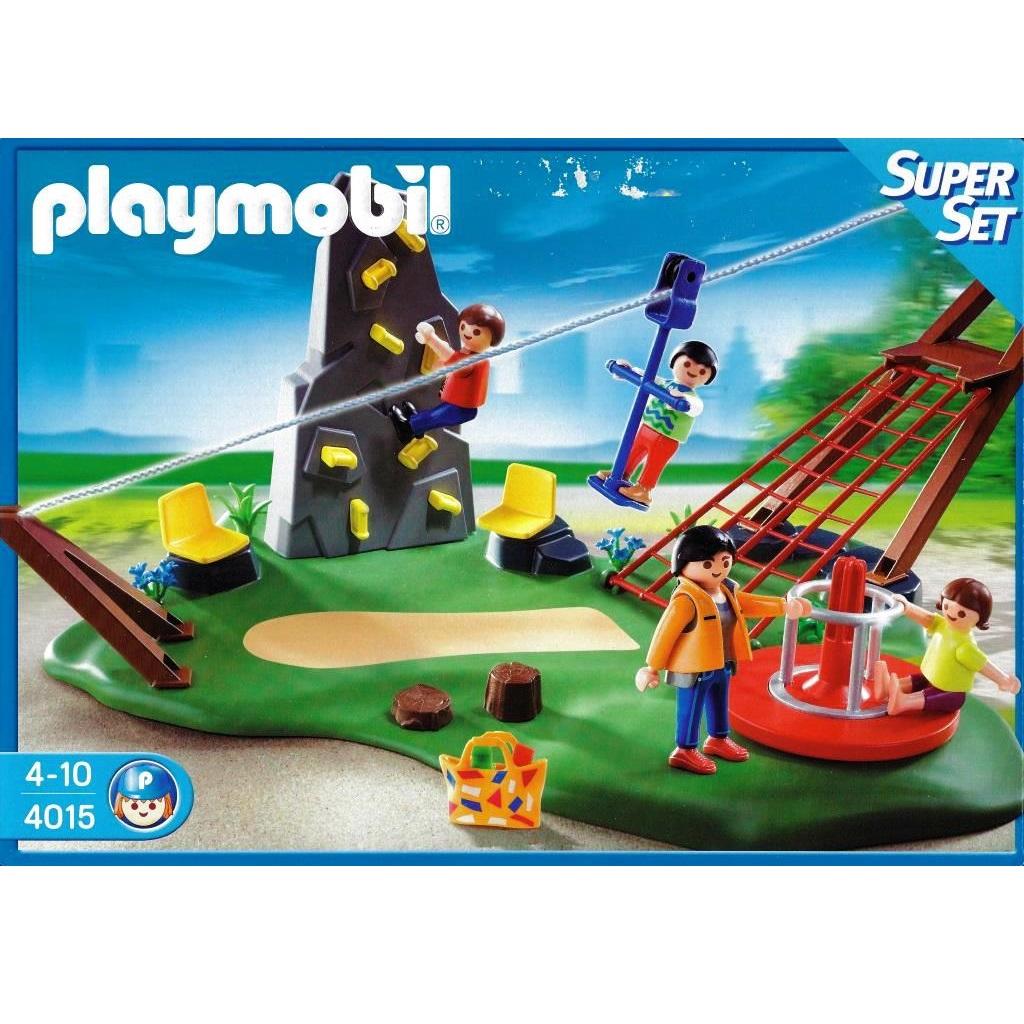 Playmobil - 4015 Superset Jardin D'enfants dedans Jardin D Enfant Playmobil