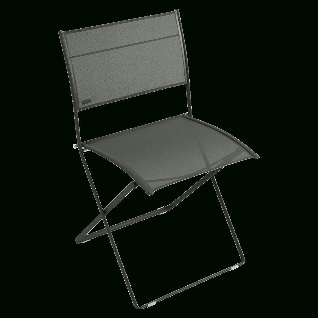 Plein Air Chair, Garden Fabric Chair (Otf) destiné Table Jardin Verte