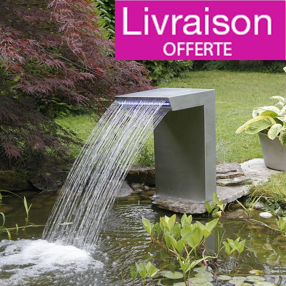 Plomberie Pompes À Eau Et Accessoires Tsss Pompe À Eau ... intérieur Bassin De Jardin Pour Poisson