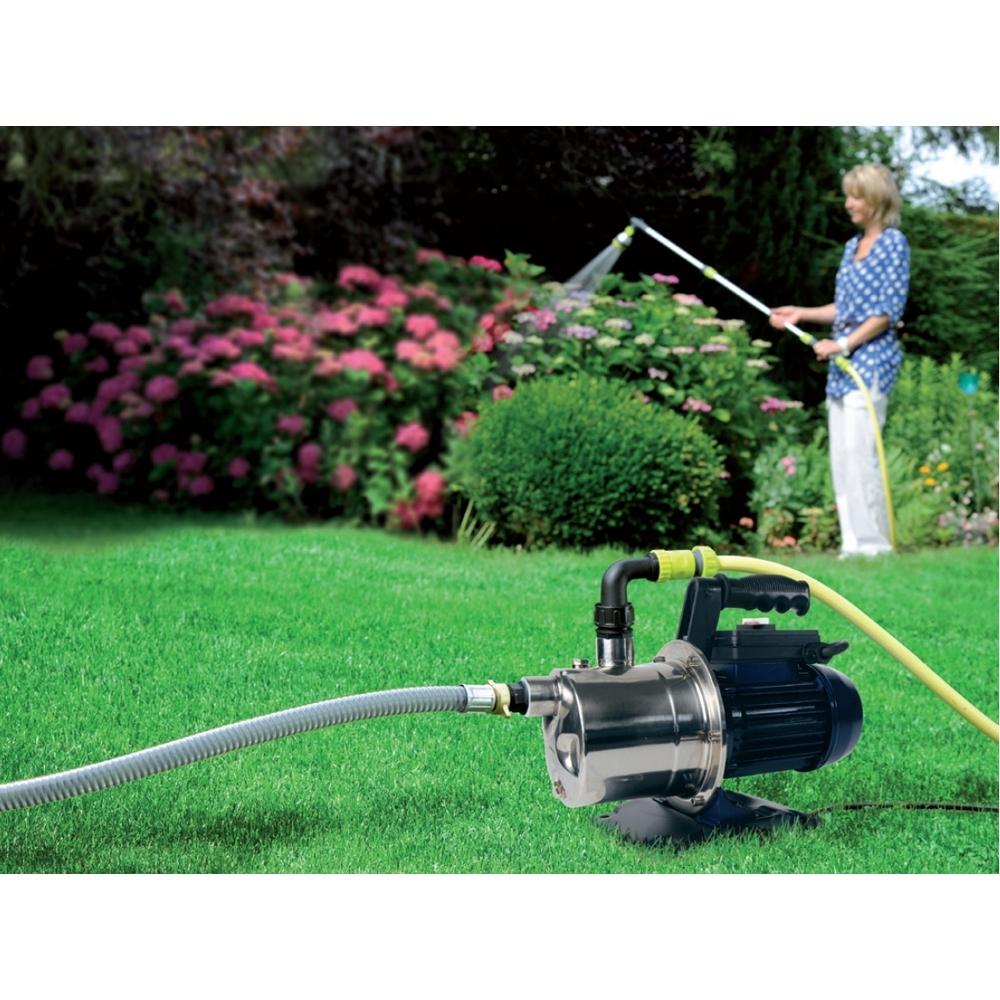 Pompe D'arrosage Spid'o 550W + Kit Aspiration 4M à Pompe Pour Arroser Le Jardin