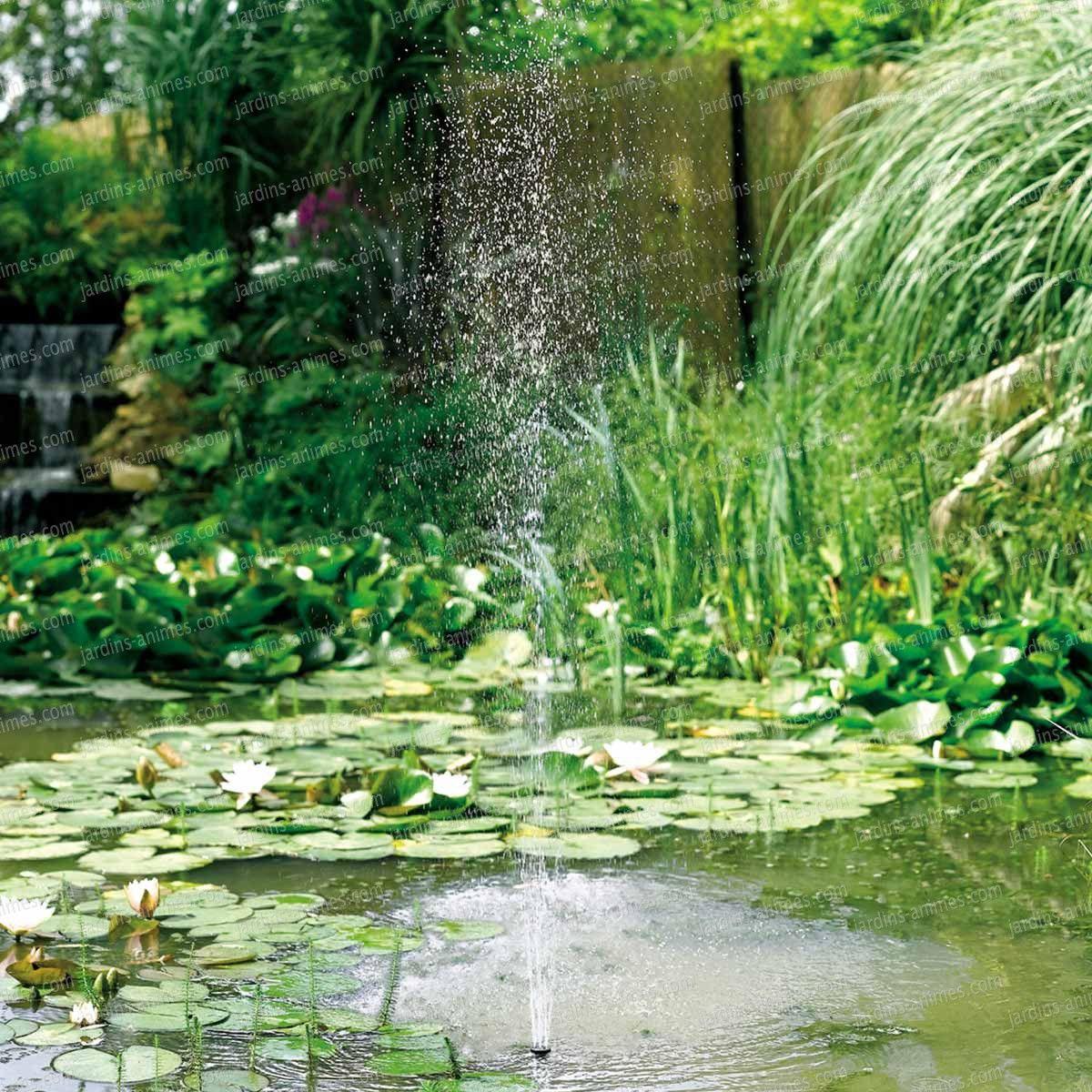 Pompe Solaire Bassin 500 | Pompe Solaire, Pompe Bassin ... tout Pompe Pour Bassin De Jardin