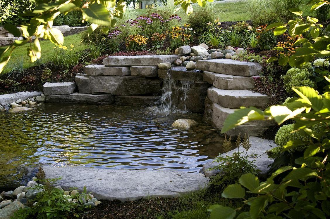 Pond Kits For Backyards | We Have Been Part Of The ... à Kit Bassin De Jardin