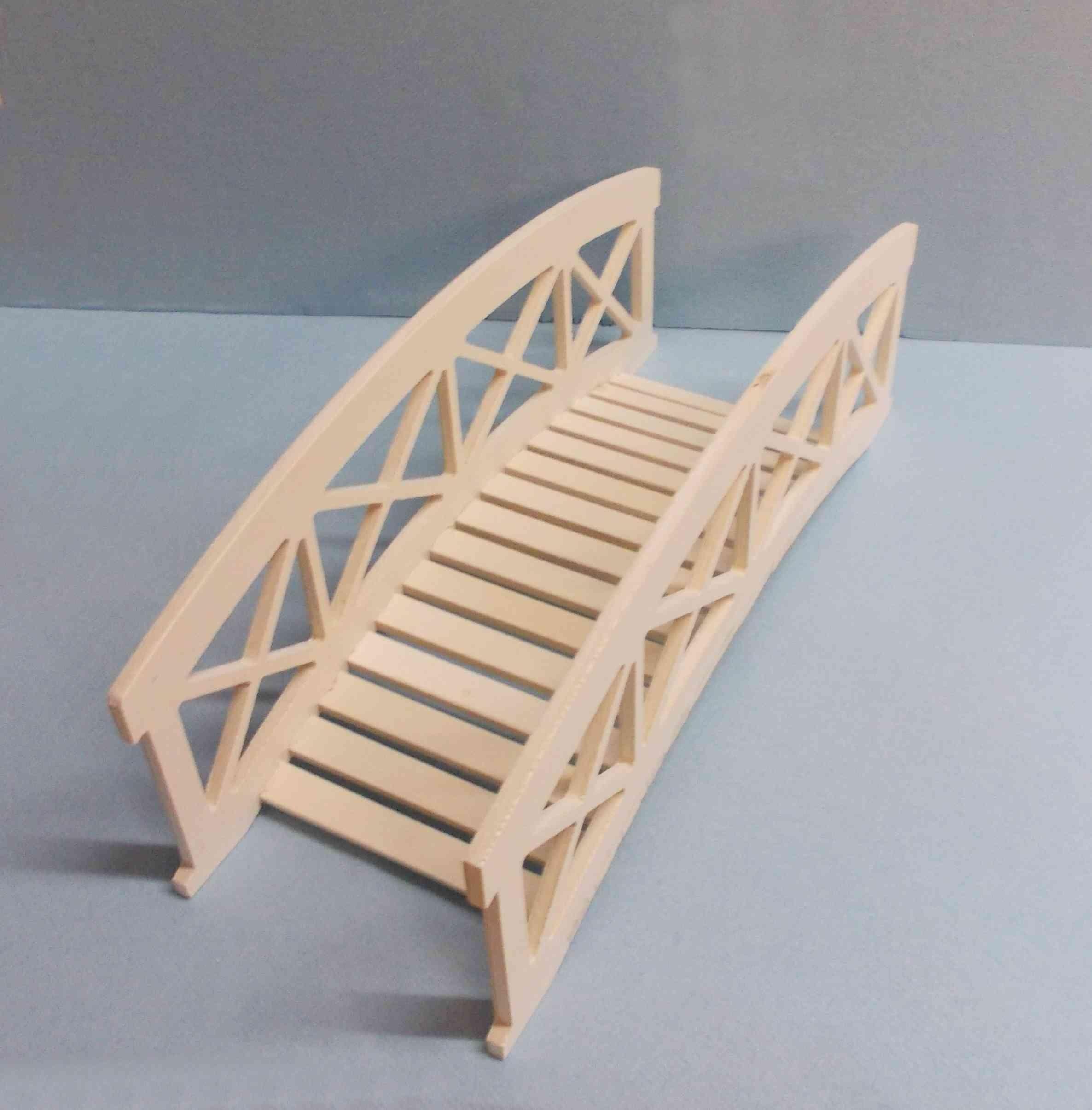 Pont Miniature En Bois tout Pont En Bois Pour Jardin