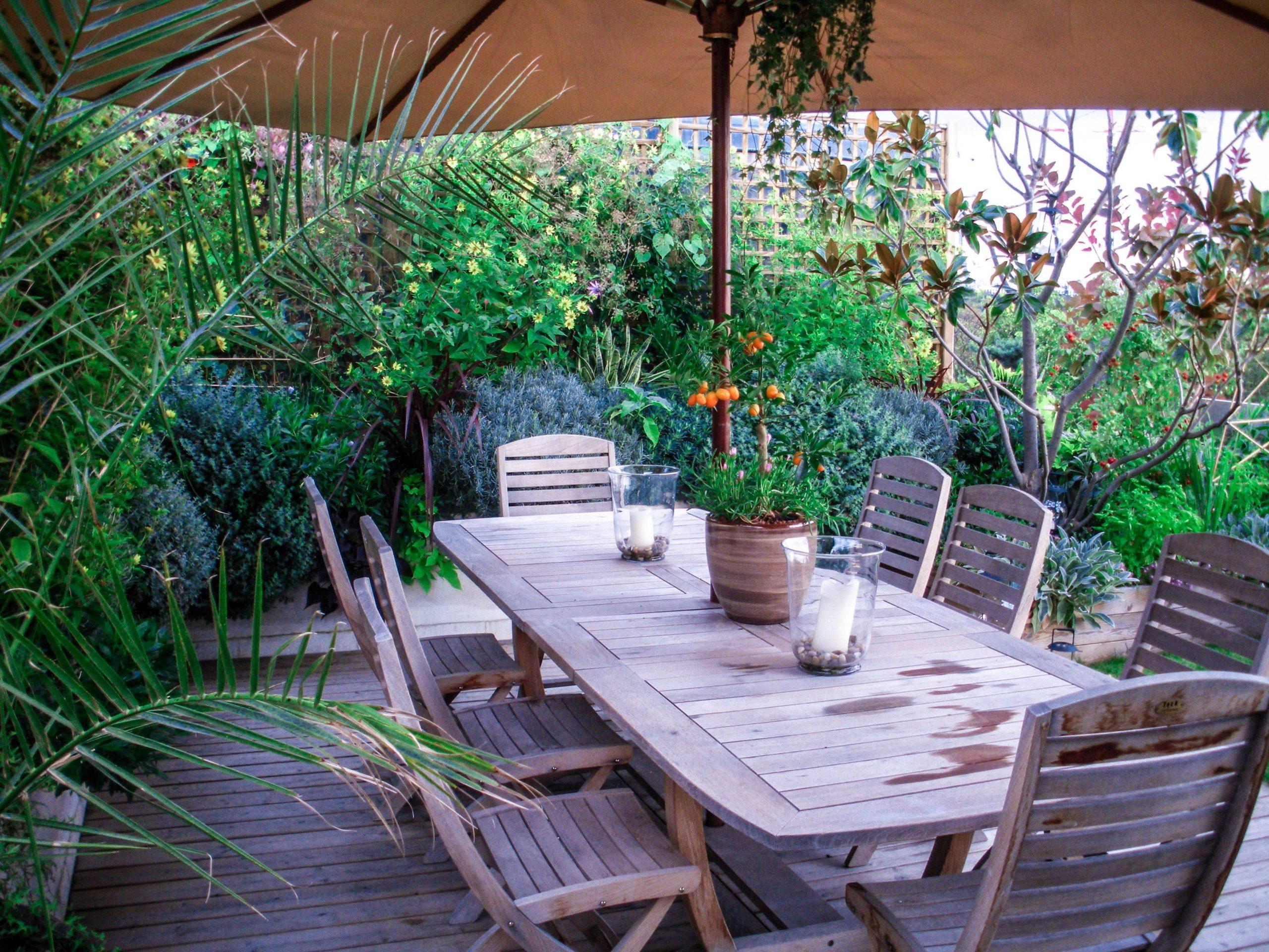 Portfolio De Swandy Wenker | 1G Solutions destiné Paillote Jardin