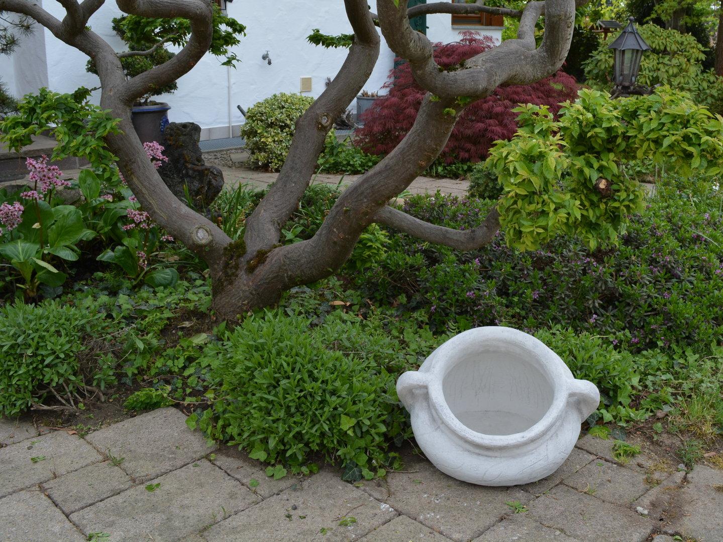 Pot De Fleur Amphore Autour De Grand - Gartendekoparadies.de intérieur Amphore De Jardin