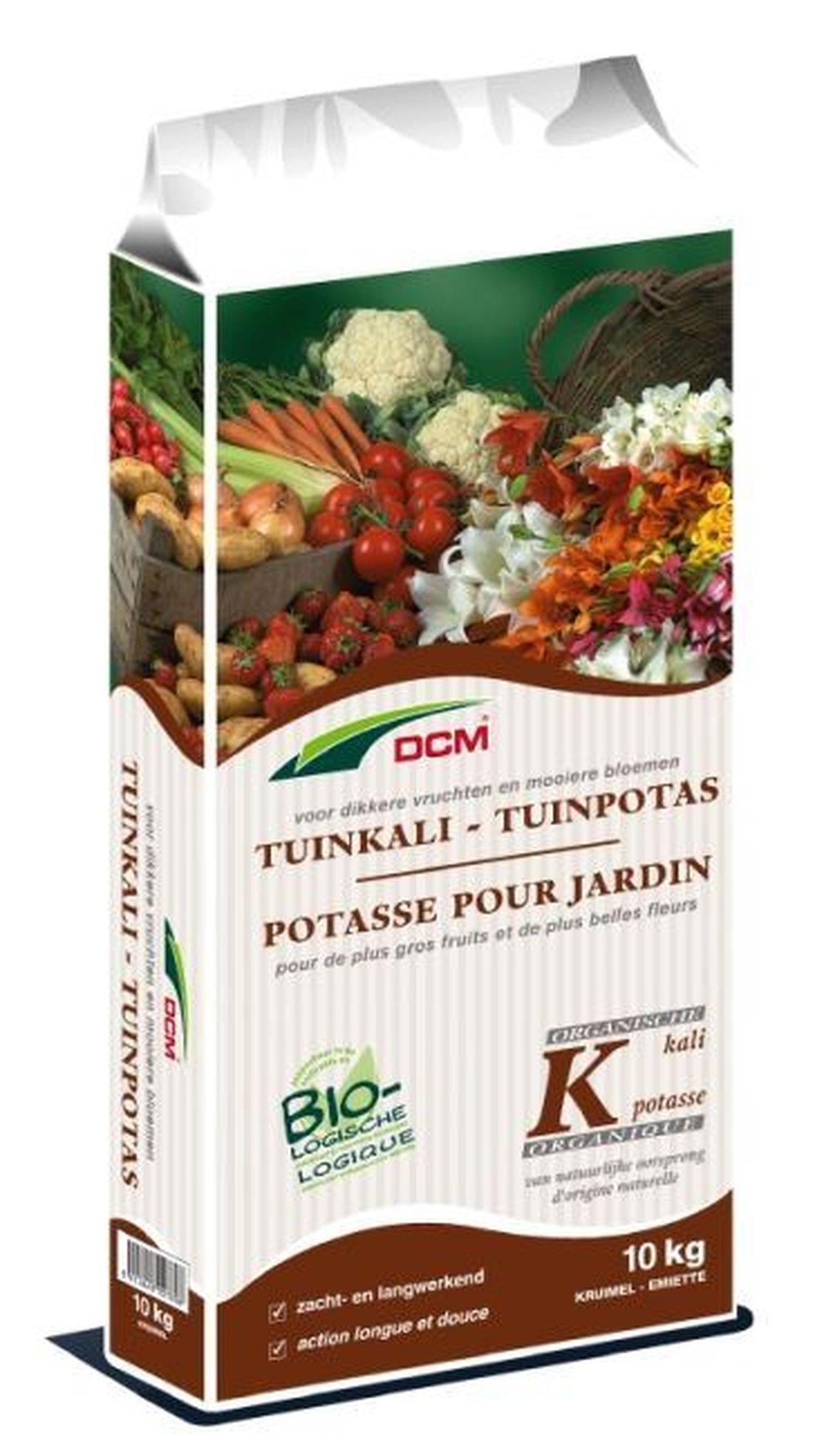 Potasse Pour Jardin Dcm 10 Kg - Bio pour La Potasse Au Jardin