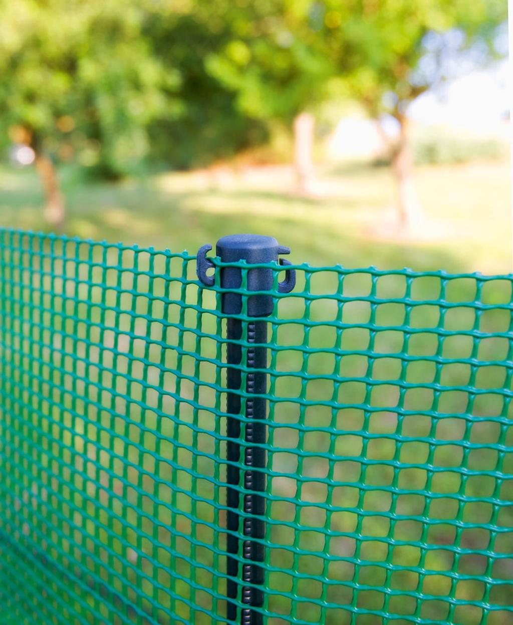 Poteau À Planter Pour Créer Un Enclos Ou Une Clôture ... à Barriere Jardin Pour Chien