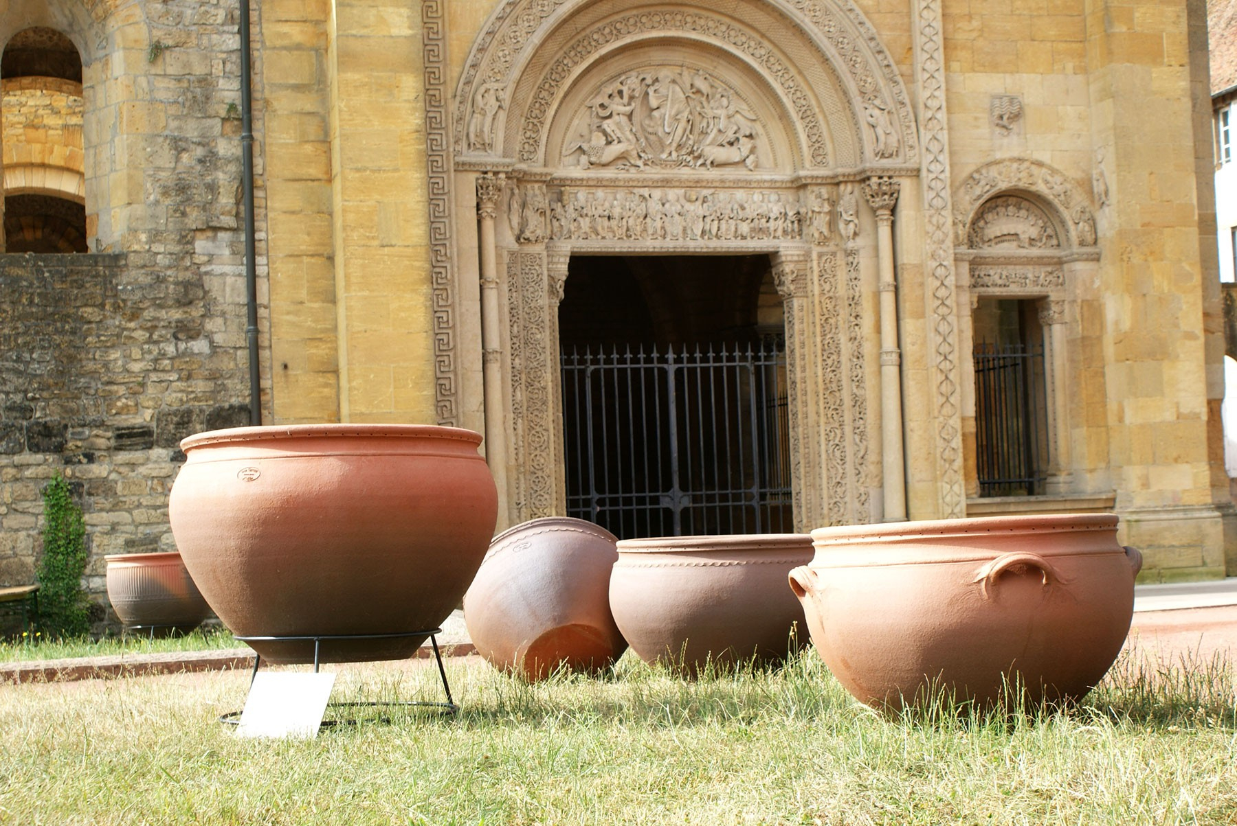Poterie Jamet - Poteries De Jardin Tournées À La Main serapportantà Grande Poterie De Jardin
