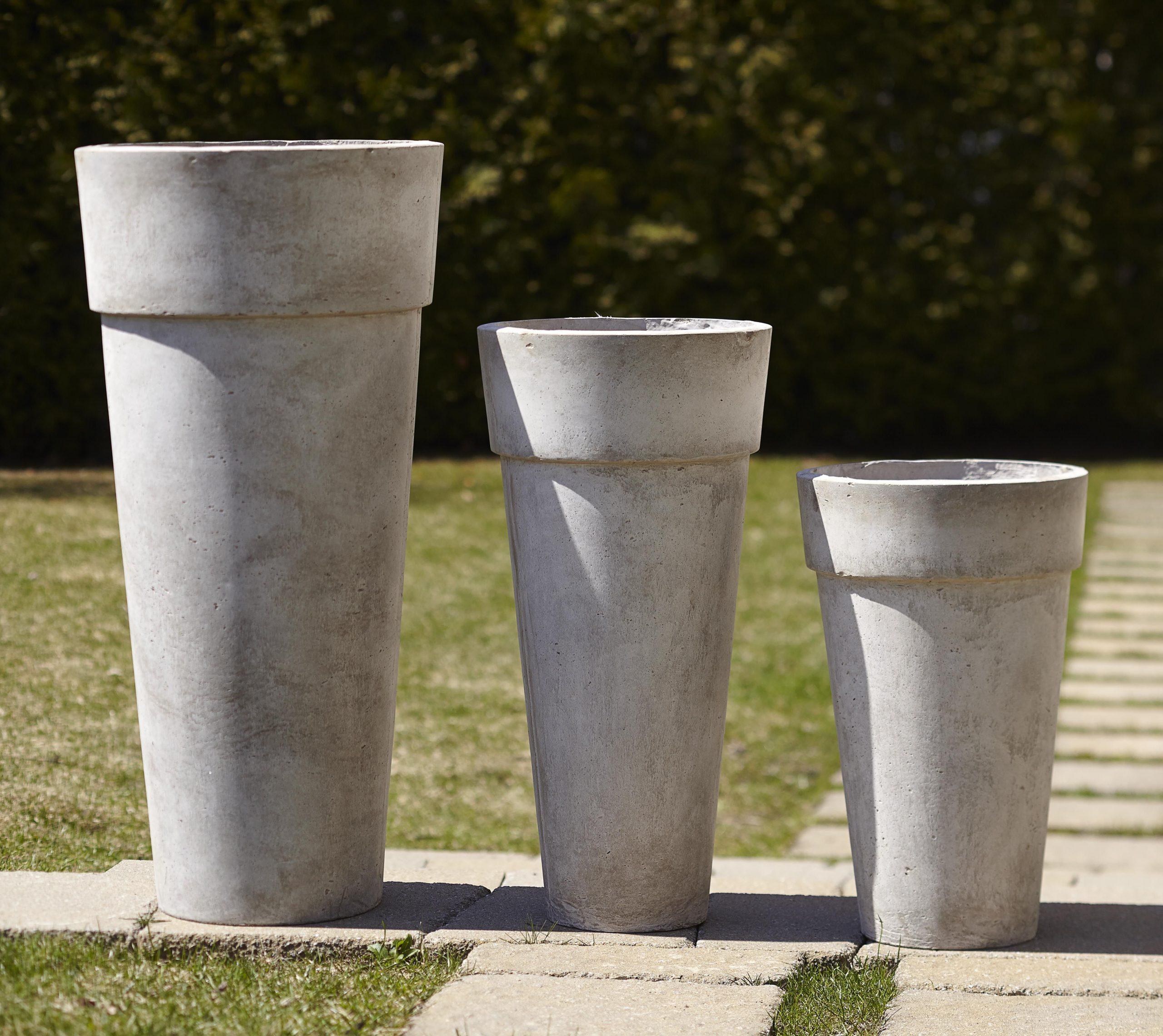 Pots Extérieurs, Bacs Et Jardinières, 2020 destiné Amphore De Jardin