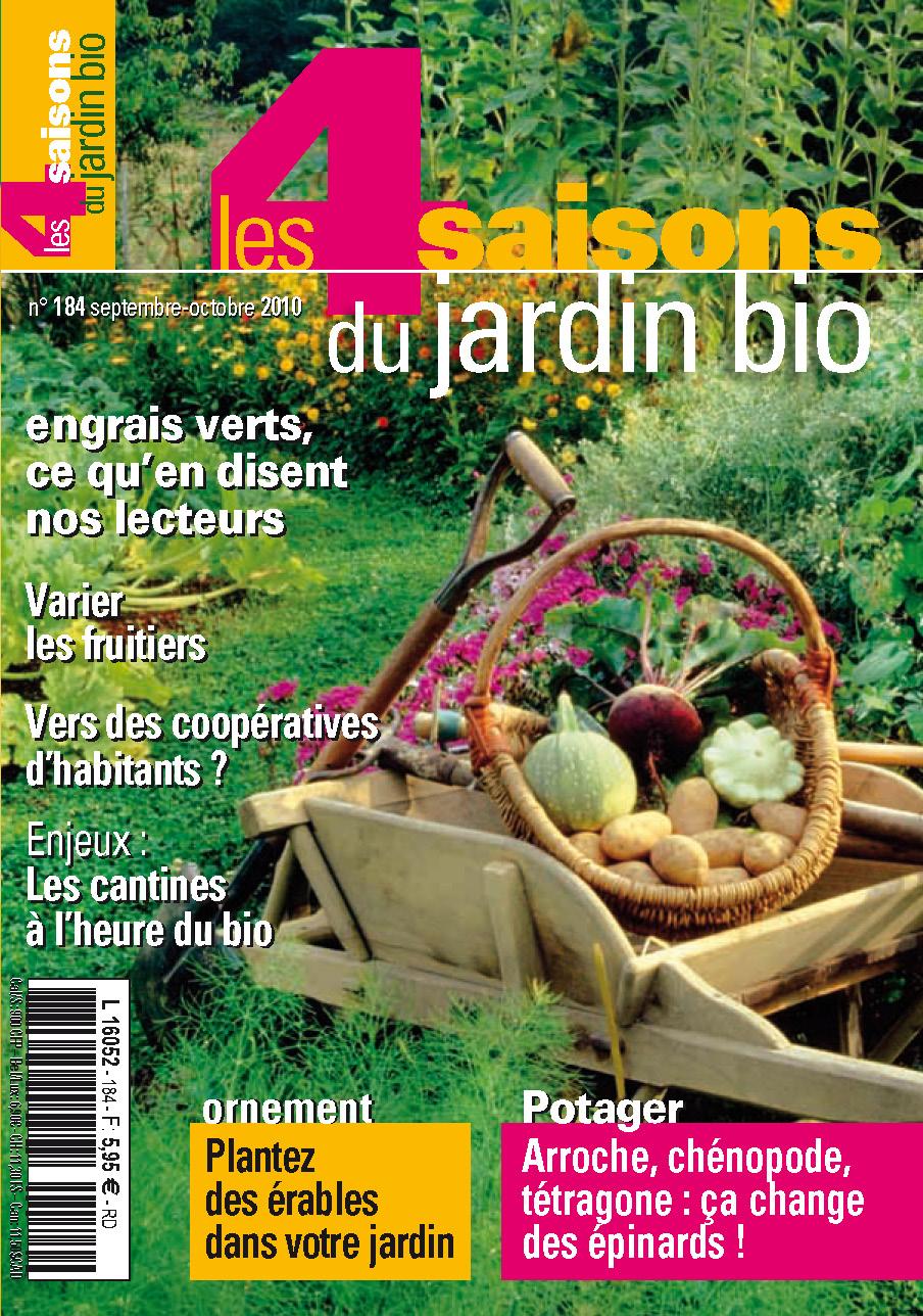 Pour Jardiner Ou Cuisiner Bio : Réservez Votre Stage Chez ... avec Jardiner Bio Magazine