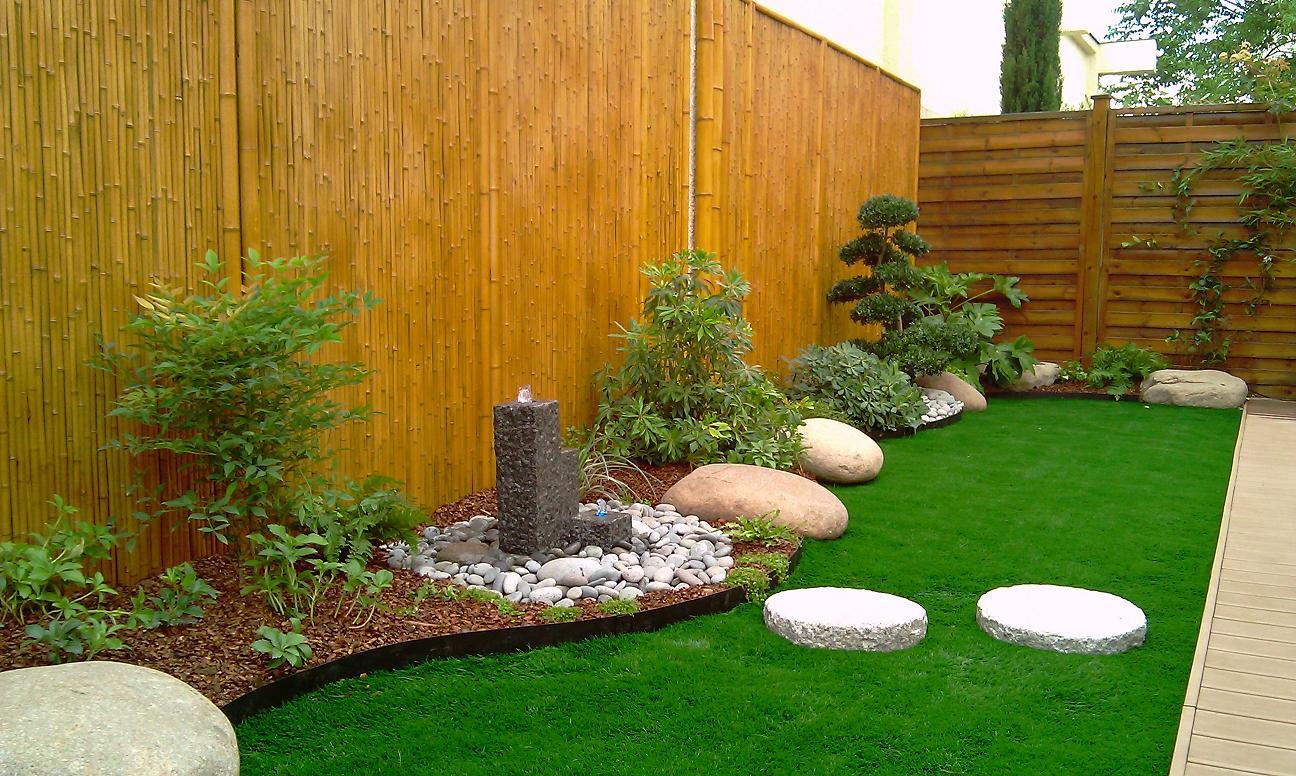 Prendre Soin De Son Jardin Pour Valoriser Sa Maison – Le ... destiné Creation Jardin Japonais