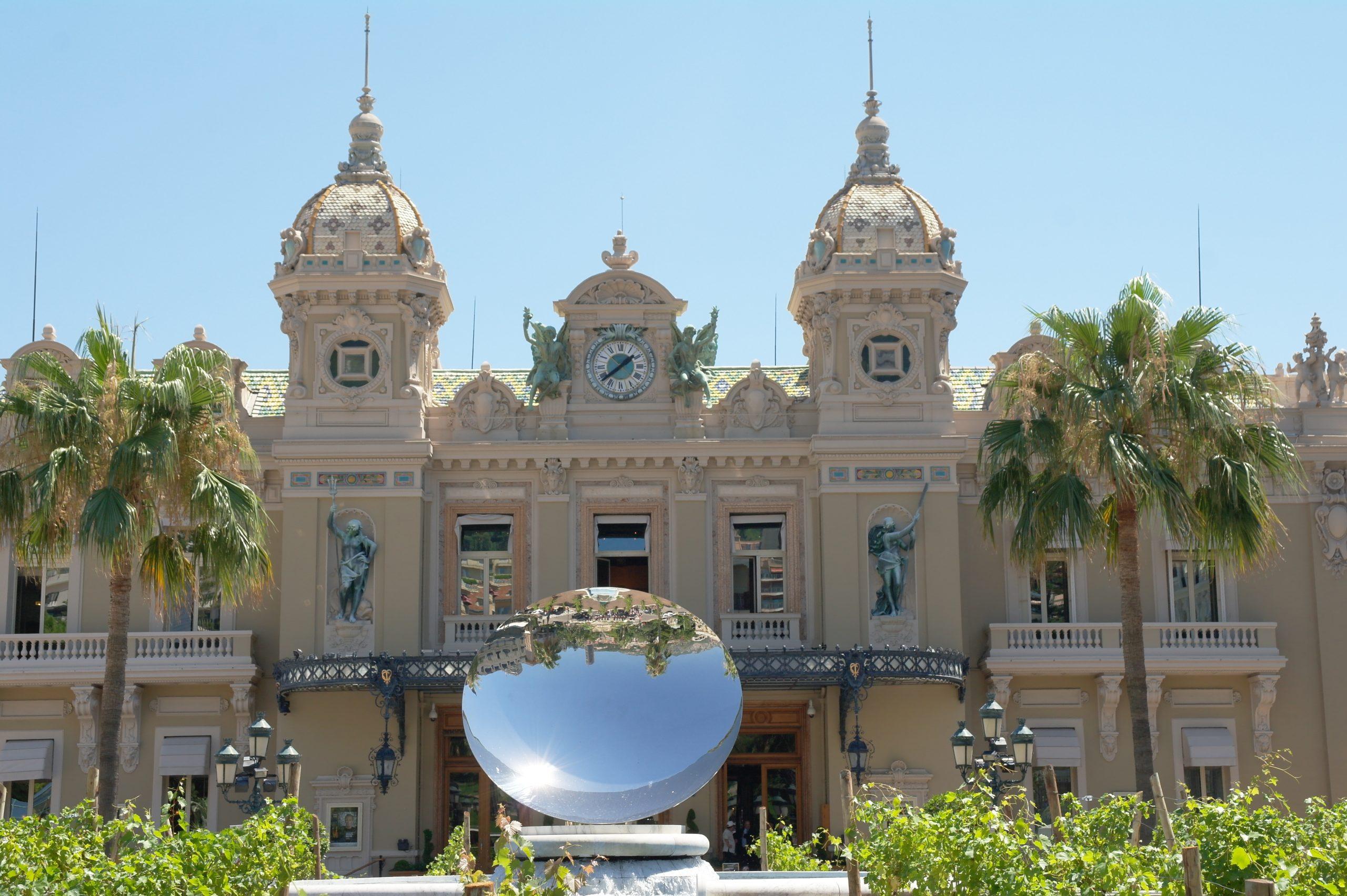 Prenses Grace Kelly'nin Güzel Ülkesi: Monako – Tatil Blogu intérieur Salon De Jardin Casino