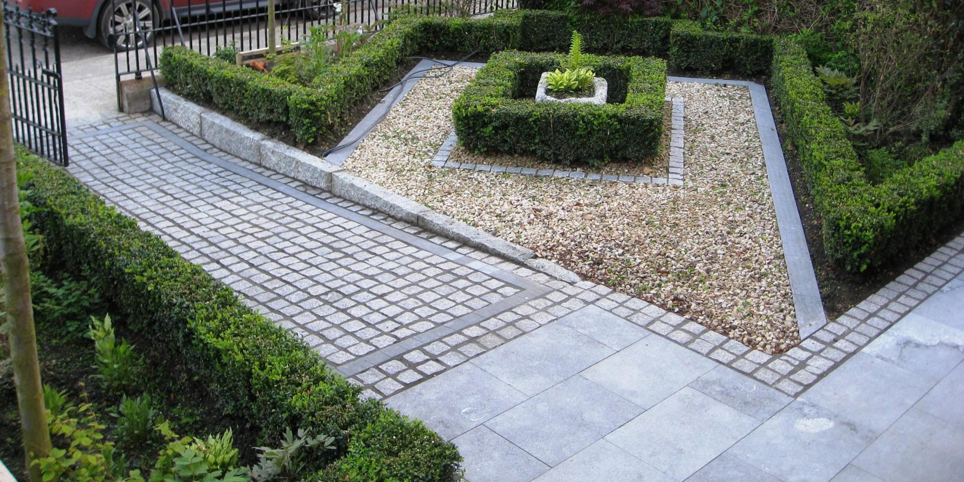 Prix D'un Gravier Stabilisé | Coût Moyen & Tarif De Pose avec Allée De Gravier Jardin