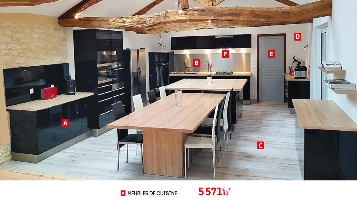 Promotion Brico Depot: Meubles De Cuisine - Produit Maison ... serapportantà Coffre De Jardin Brico Depot