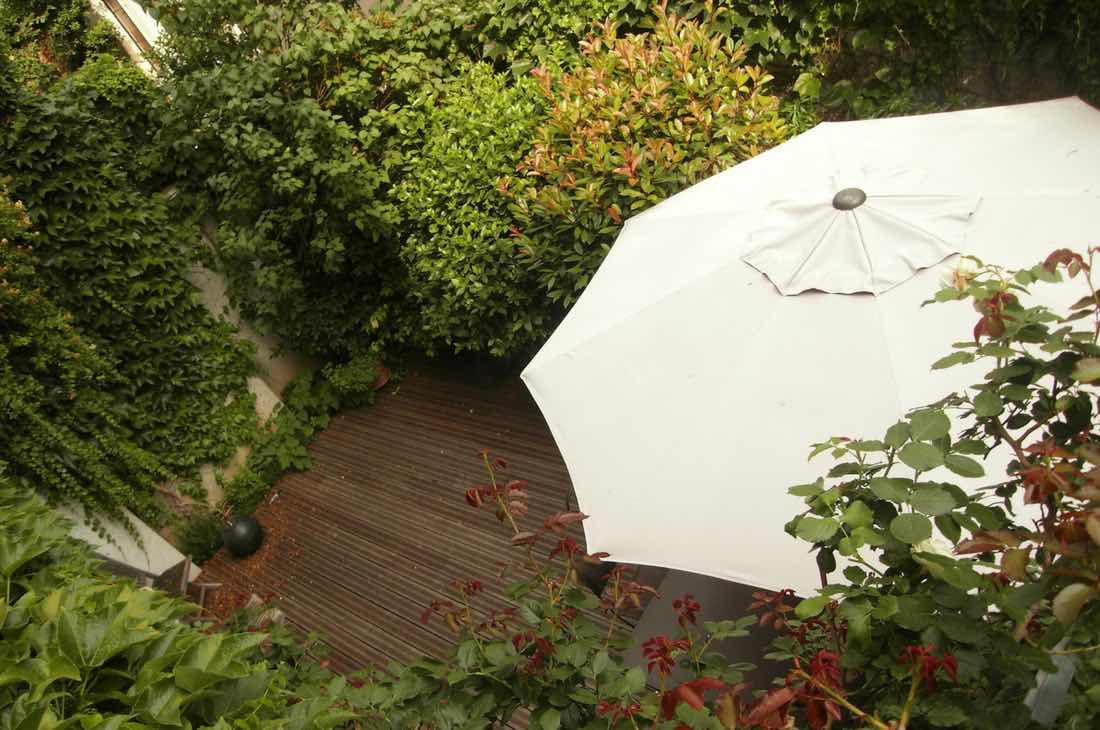 Protéger Son Intimité En Rez-De-Jardin destiné Cacher Vis A Vis Jardin